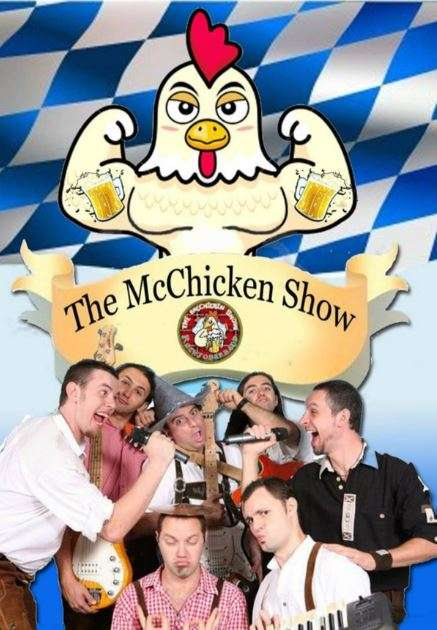 MC CHICKEN SHOW: LIVE il TRIBUTO ALL'OKTOBERFEST